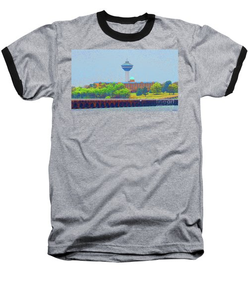 Hotel And Restaurant In Florence Alabama Baseball T-Shirt