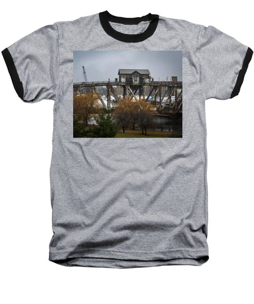 House Bridge Baseball T-Shirt