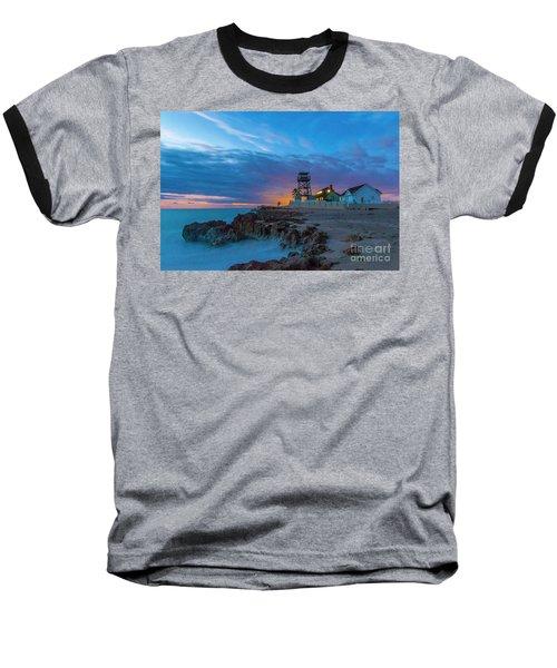 House Of Refuge Morning Baseball T-Shirt