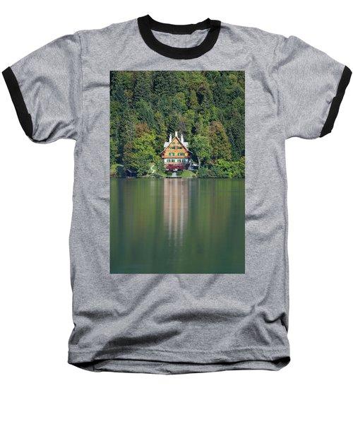 House On The Lake Baseball T-Shirt