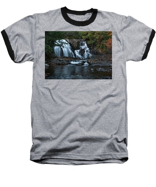 Houston Brook Falls Baseball T-Shirt