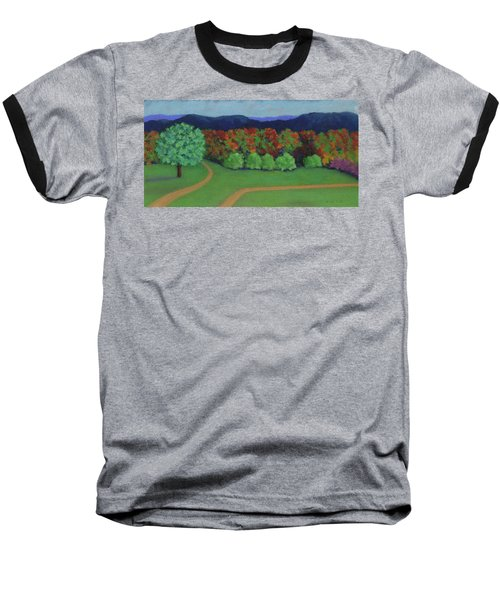 Hutchins Farm In Fall Baseball T-Shirt