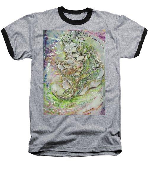 I Am Of The Sky Baseball T-Shirt