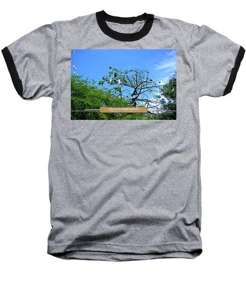 Ibis Risen - Virgin Nature Series Baseball T-Shirt