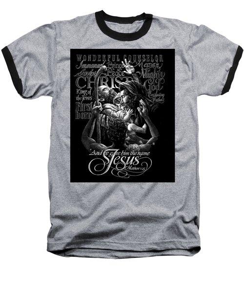 Immanuel Baseball T-Shirt