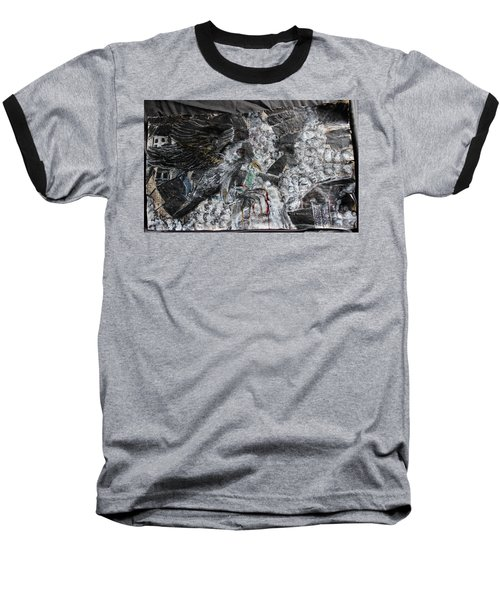 Immersed And Flawed By Cash Flow Baseball T-Shirt