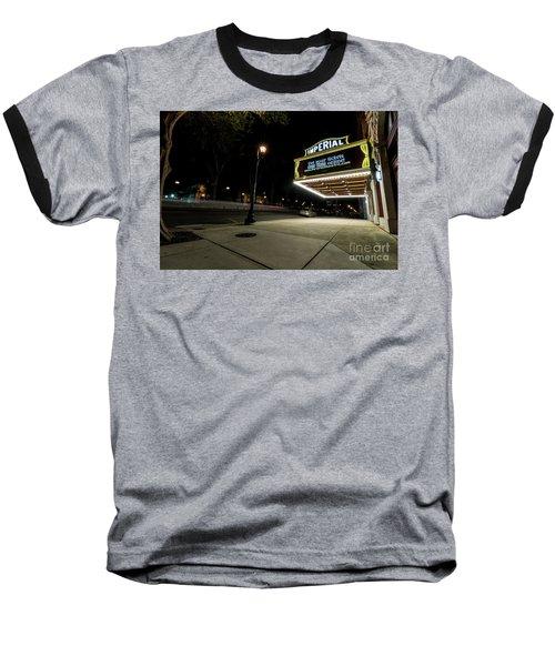 Imperial Theatre Augusta Ga Baseball T-Shirt