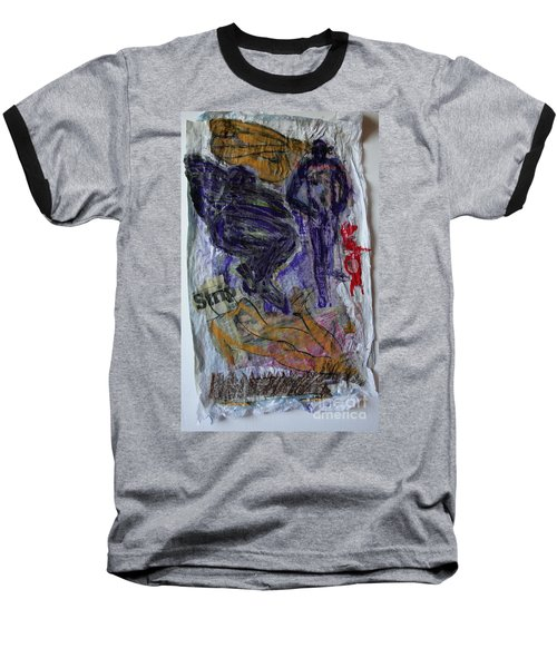 In A Vice Like Grip Of Hate Baseball T-Shirt