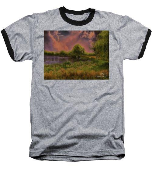 In My Element Baseball T-Shirt