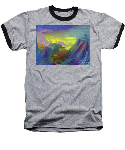 In The Beginning Baseball T-Shirt