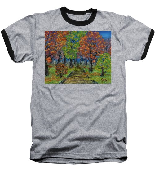 In The Fall Baseball T-Shirt