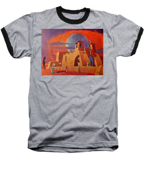 In The Shadow Of St. Francis Baseball T-Shirt