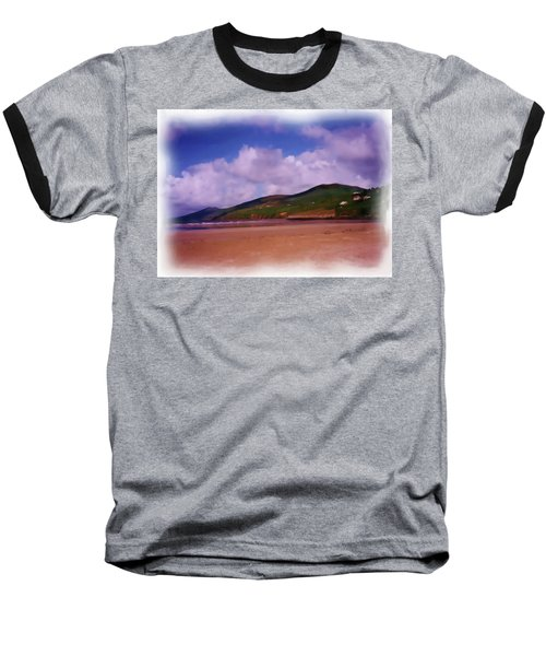 Inch Beach Painting Baseball T-Shirt