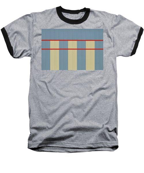 Industrial Minimalism 8 Baseball T-Shirt
