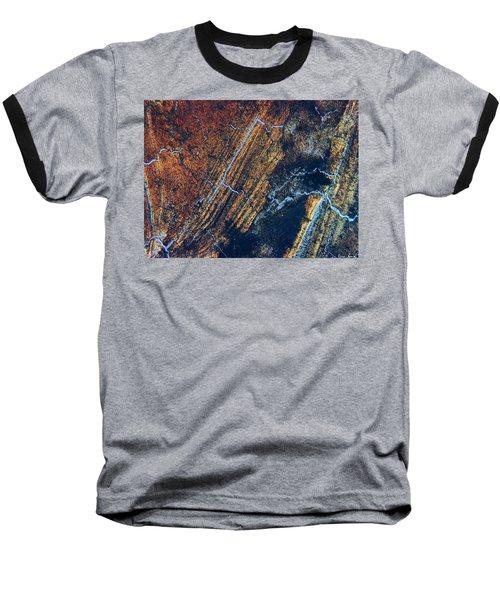 Ingrained Baseball T-Shirt