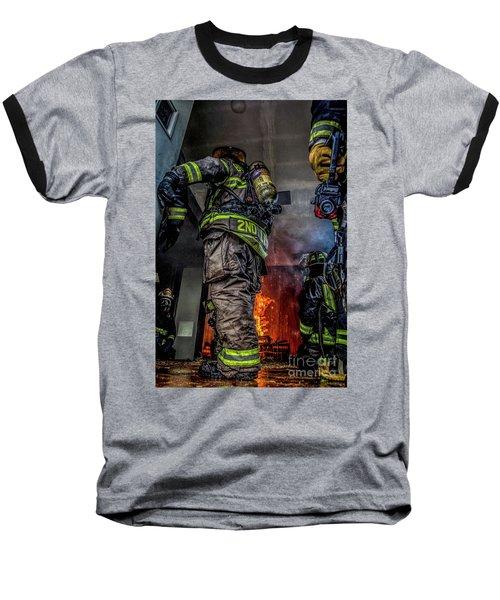 Interior Live Burn Baseball T-Shirt