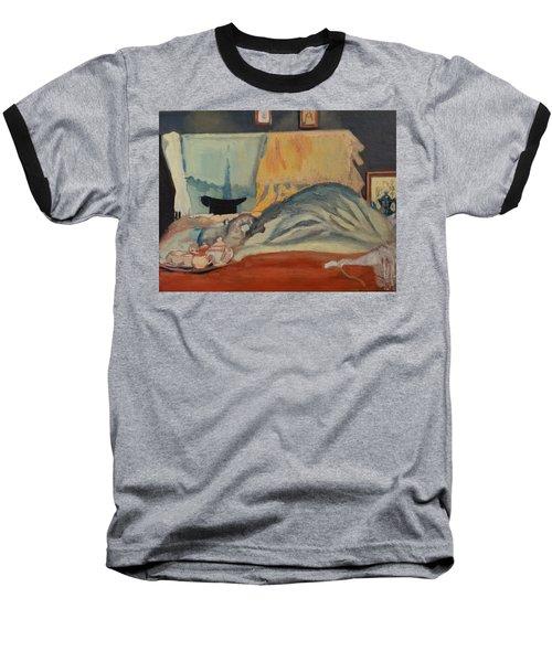 Inspired By Mary Baseball T-Shirt