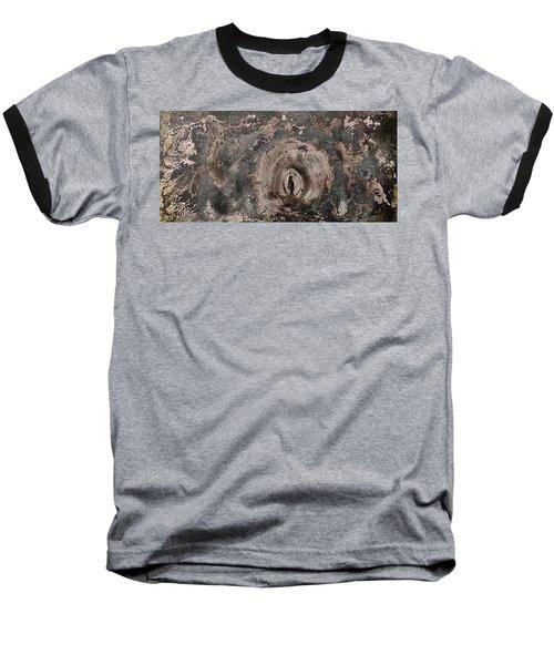 Into The Fog Baseball T-Shirt