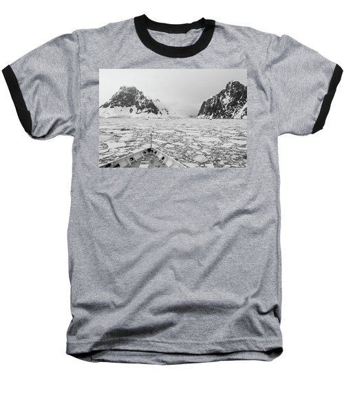 Into The Ice Baseball T-Shirt