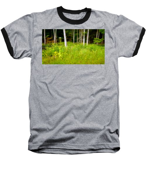 Into The Wild Baseball T-Shirt