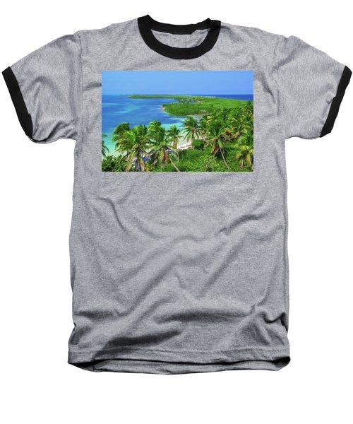 Isla Contoy Baseball T-Shirt