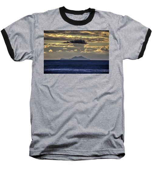 Island Cloud Baseball T-Shirt