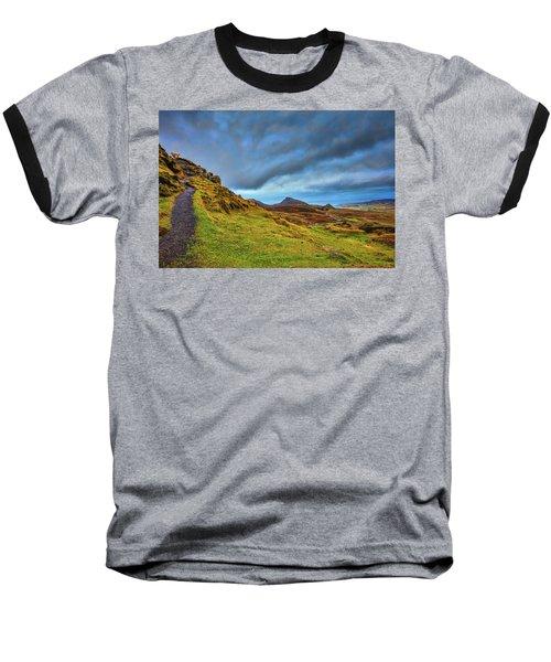 Isle Of Skye Landscape #i1 Baseball T-Shirt
