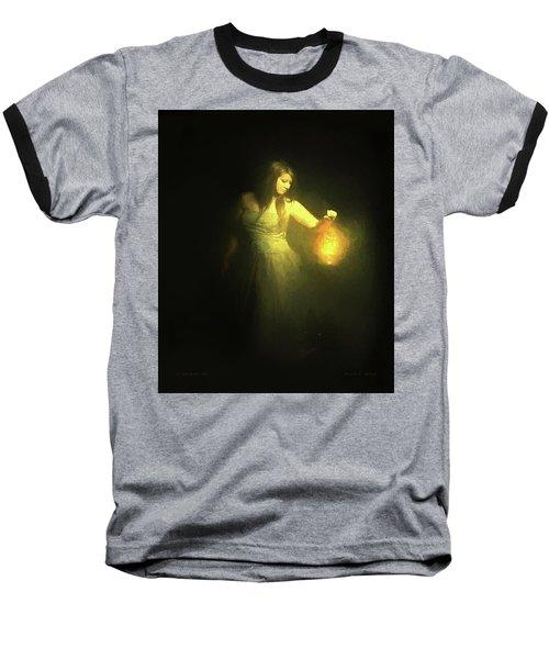 It Beckons Me Baseball T-Shirt
