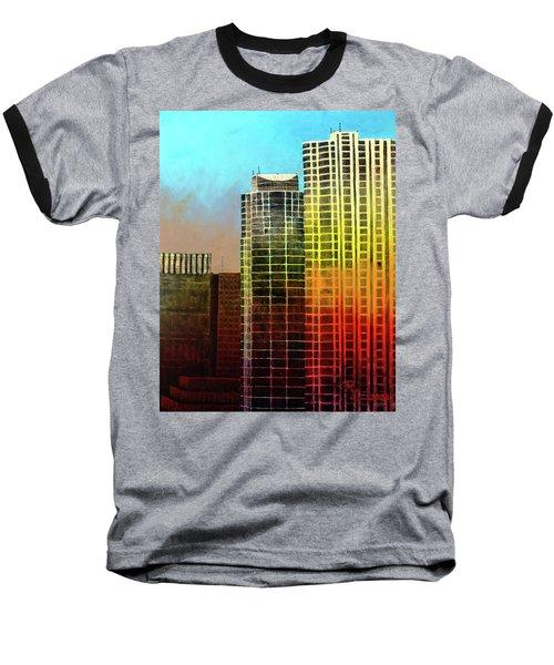 It Takes A Rainbow Baseball T-Shirt