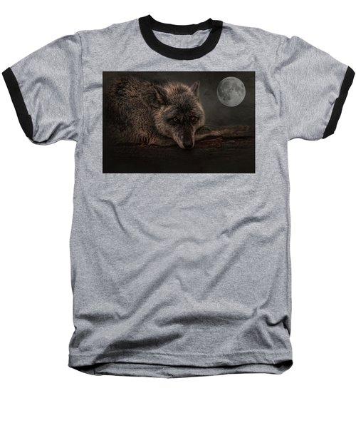 Its A Lonely Night  Baseball T-Shirt