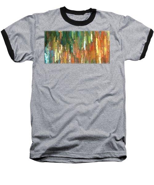It's Full Of Squares Baseball T-Shirt