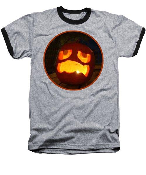 Jack O Lantern 2018 Baseball T-Shirt