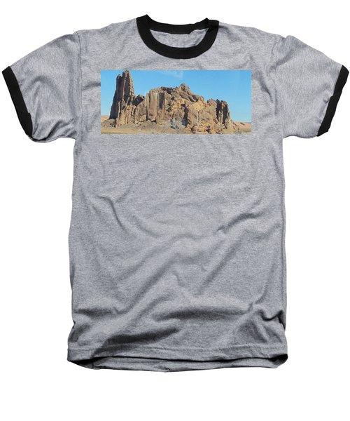 Jagged Rocks Baseball T-Shirt