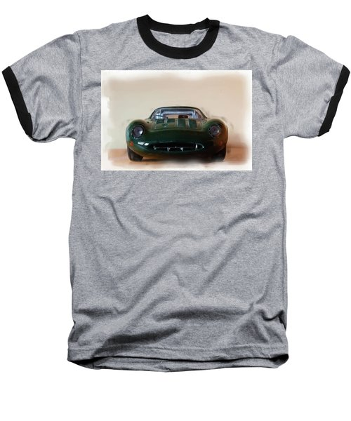 Jaguar Xj13 Baseball T-Shirt