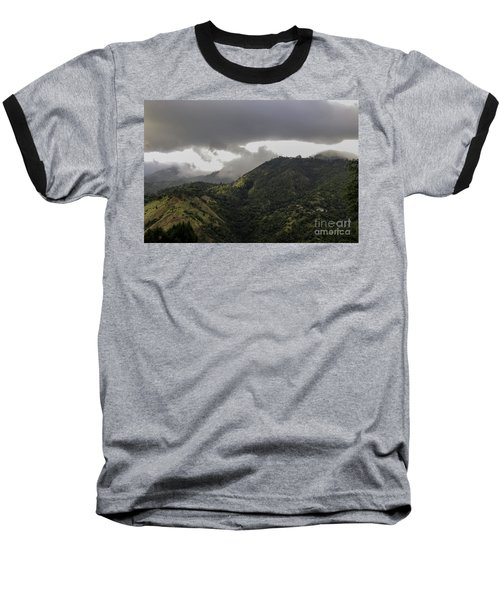 Jamaican Blue Mountains Baseball T-Shirt
