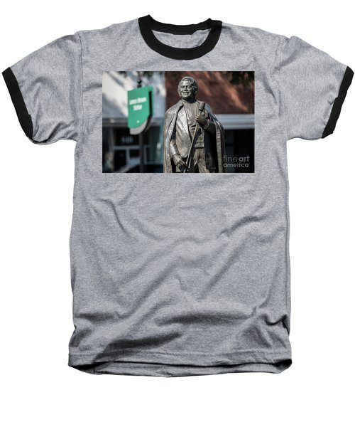 James Brown Statue - Augusta Ga Baseball T-Shirt