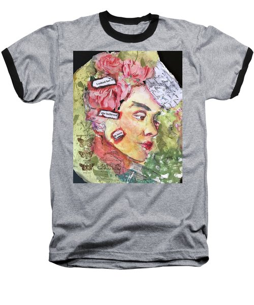 Jane Baseball T-Shirt