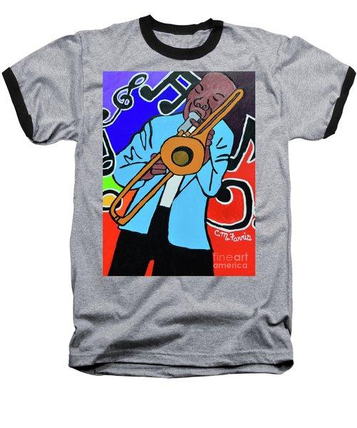 Jazz It  Up Baseball T-Shirt