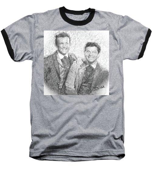 Jim And Artimus Baseball T-Shirt