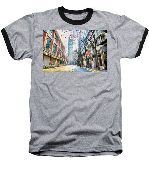Jing An Baseball T-Shirt