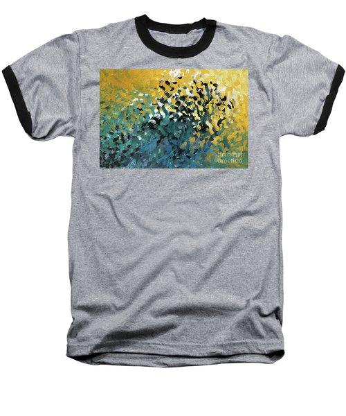 John 8 12. The Light Of Life Baseball T-Shirt