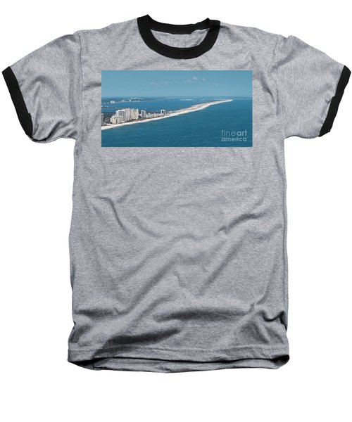 Johnson Beach Baseball T-Shirt