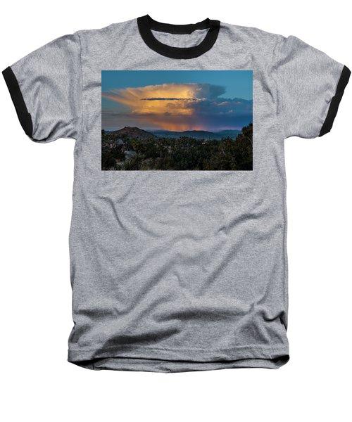 Joshua Tree Thunderhead Baseball T-Shirt