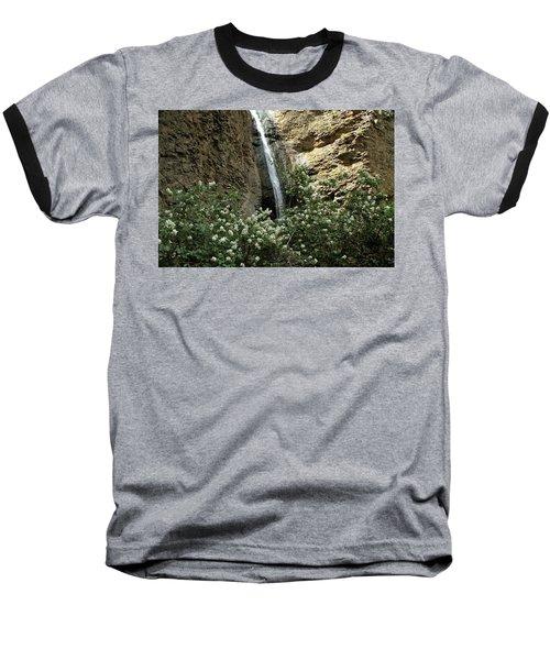 Jump Creek Falls Canyon Baseball T-Shirt