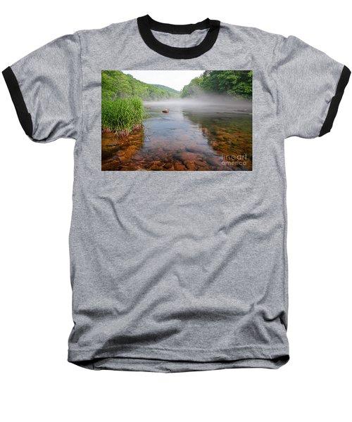 June Morning Mist Baseball T-Shirt