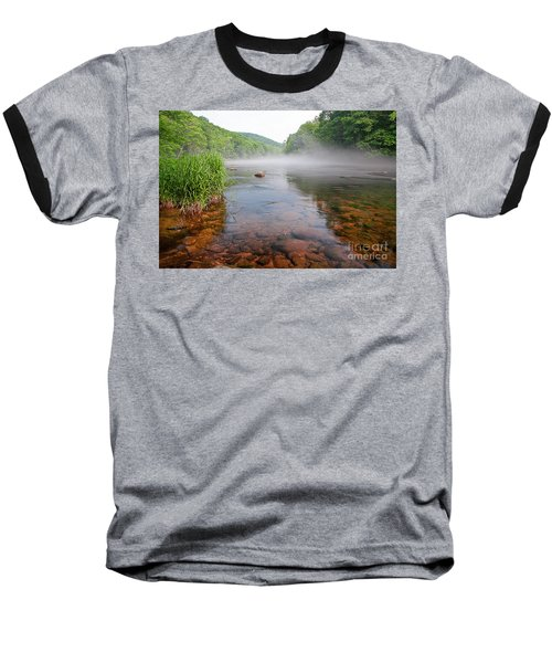 June Morning Mist Baseball T-Shirt