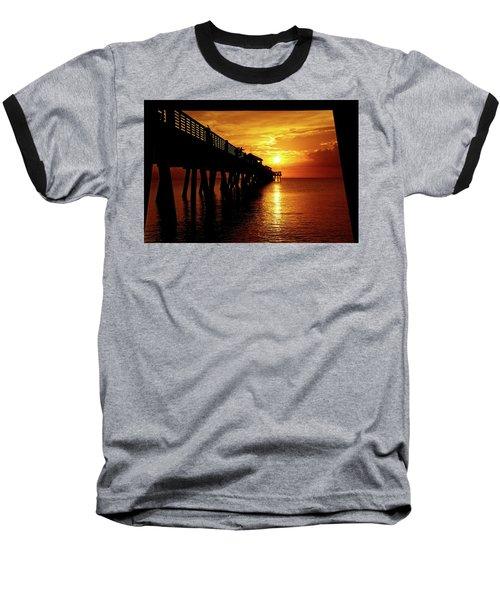 Juno Pier 3 Baseball T-Shirt