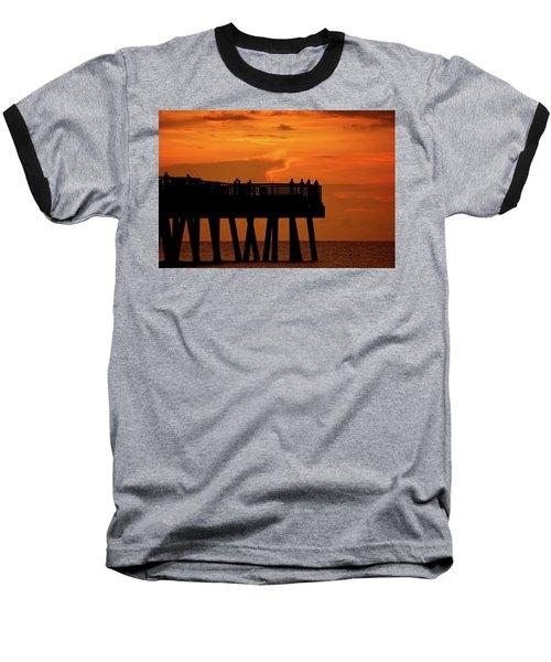 Juno Pier 5 Baseball T-Shirt