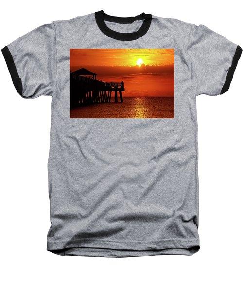 Juno Pier 6 Baseball T-Shirt