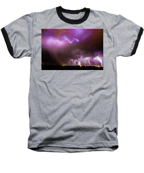 Just A Few Bolts 001 Baseball T-Shirt